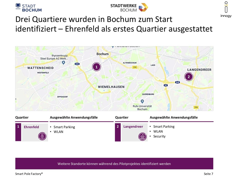 Bürgerforum (Smart City): Ehrenfeld erstes Quartier in Bochum