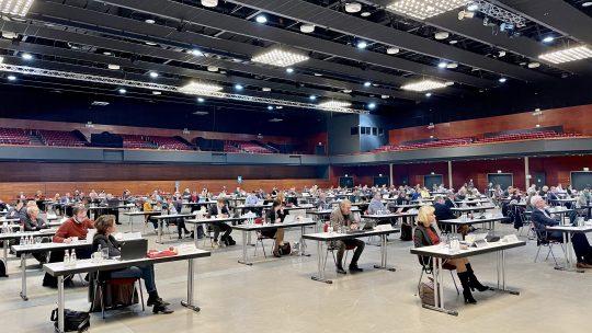 Ratssitzung der Stadt Bochum #ratBO im RuhrCongress