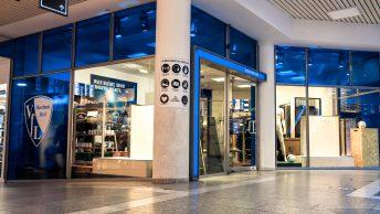 VfL Bochum: Pop-Up-Store in der Drehscheibe in Bochum (Bild: VfL Bochum 1848)