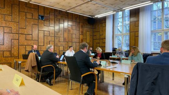 Wahlprüfungsausschuss der Stadt Bochum #boWahlpruefung (Sitzung vom 03.12.2020)