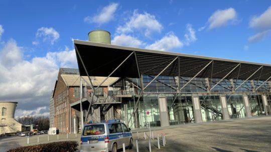 17.12.2020: Ratssitzung #ratBO in der Jahrhunderthalle Bochum