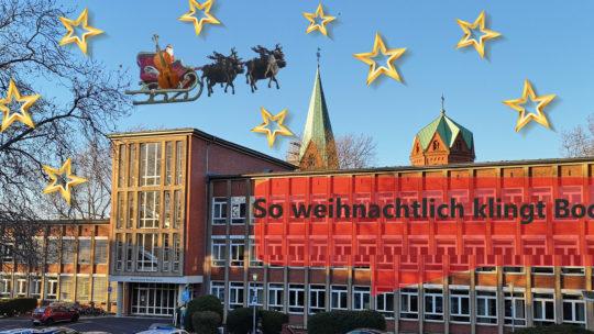So weihnachtlich klingt Bochum (Adventsaktion der Musikschule Bochum)