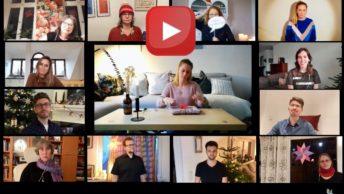 #gemeinsamGESungen 2020 - Weihnachtsvideo des Kollegiums der Graf-Engelbert-Schule (GES) in Bochum