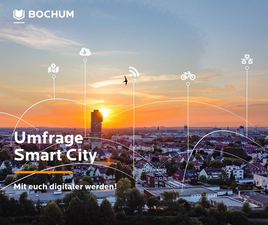 Umfrage Smart City (Bochum)