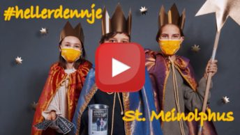 #hellerdennje St. Meinolphus (Sternsinger 2021)
