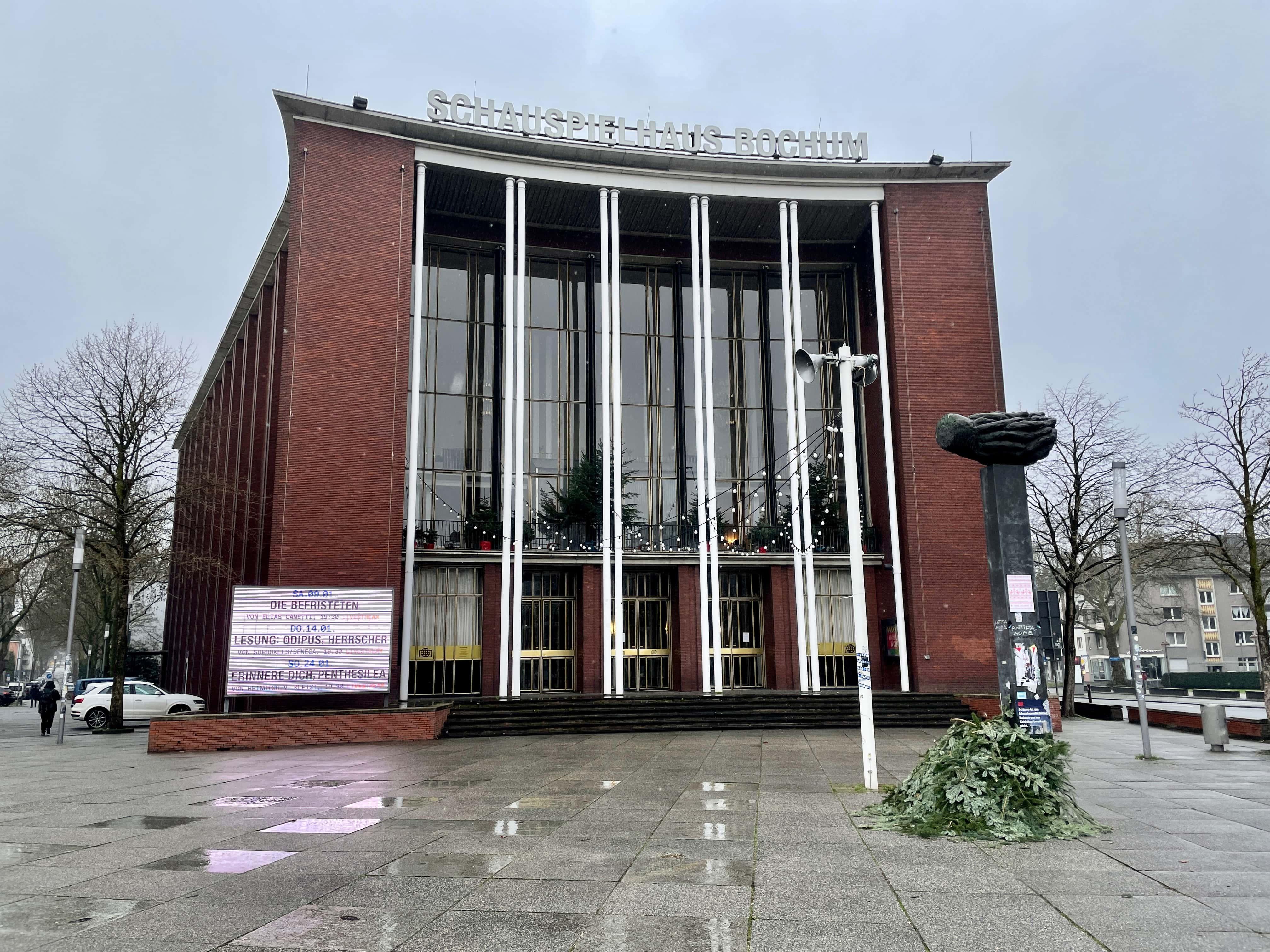 Schauspielhaus Bochum (09.01.2021)