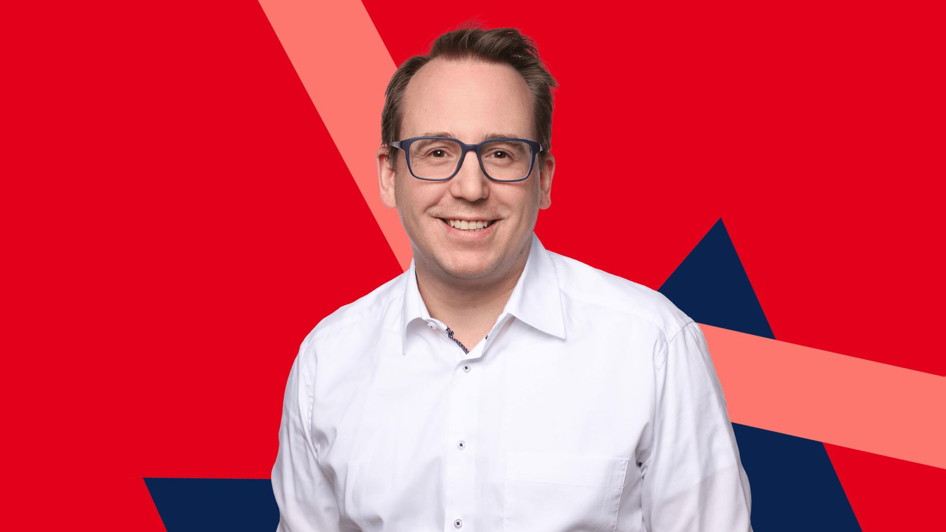 Burkart Jentsch (SPD im Rat)