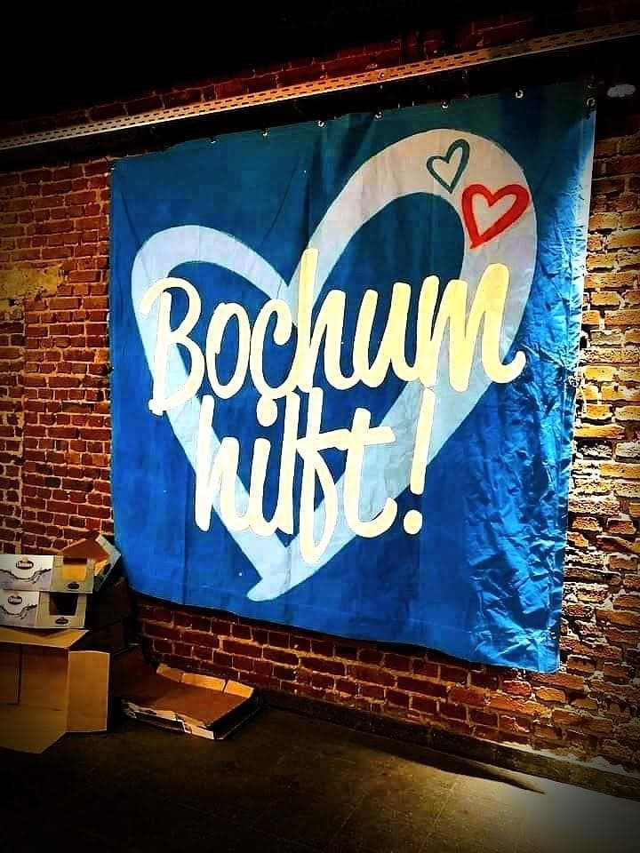 Bochum hilft! (Banner)