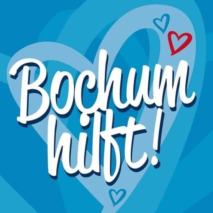 Bochum hilft! (Logo)