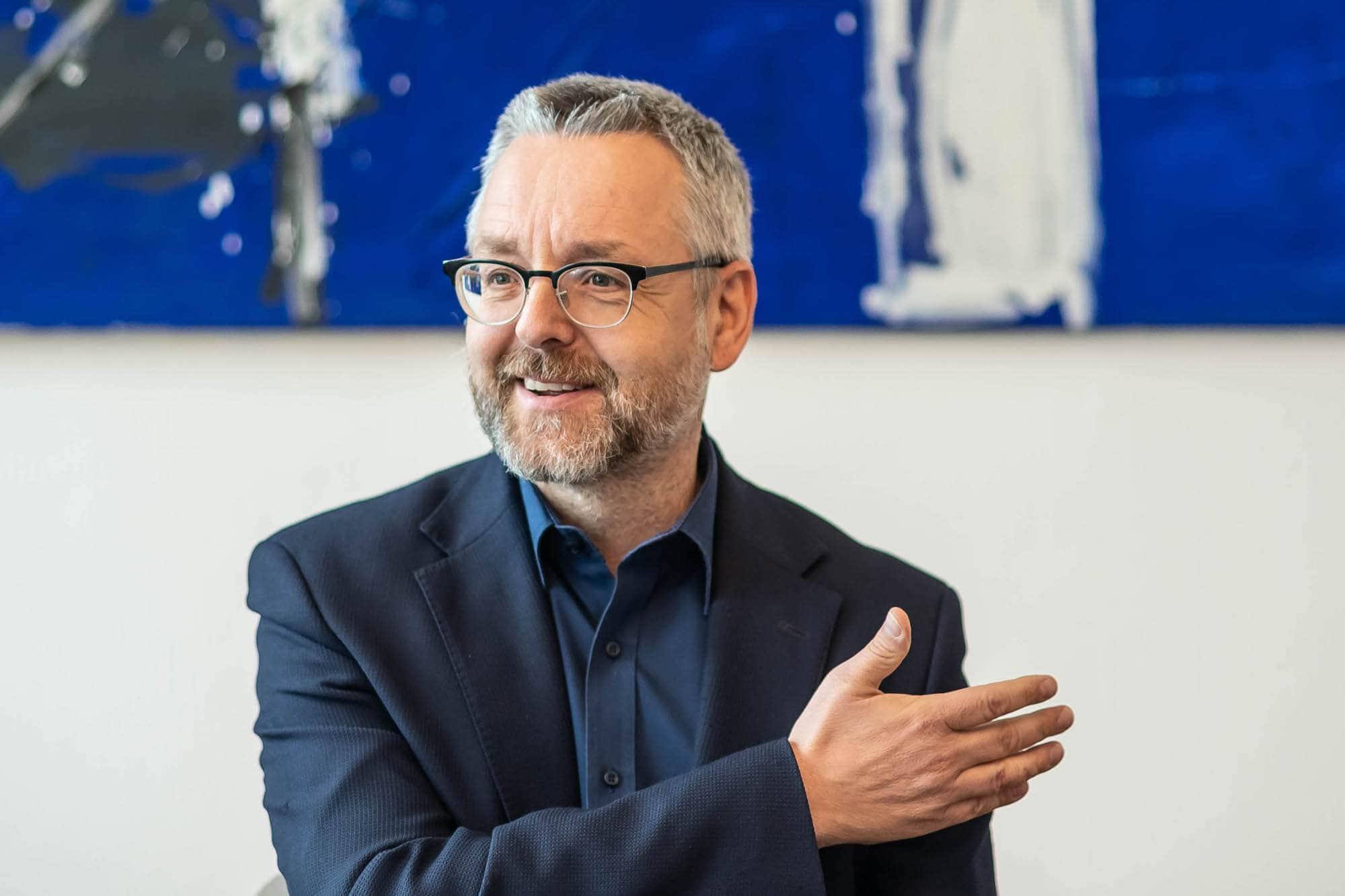 Stadtbaurat Dr. Markus Bradtke im Sommergespräch 2020