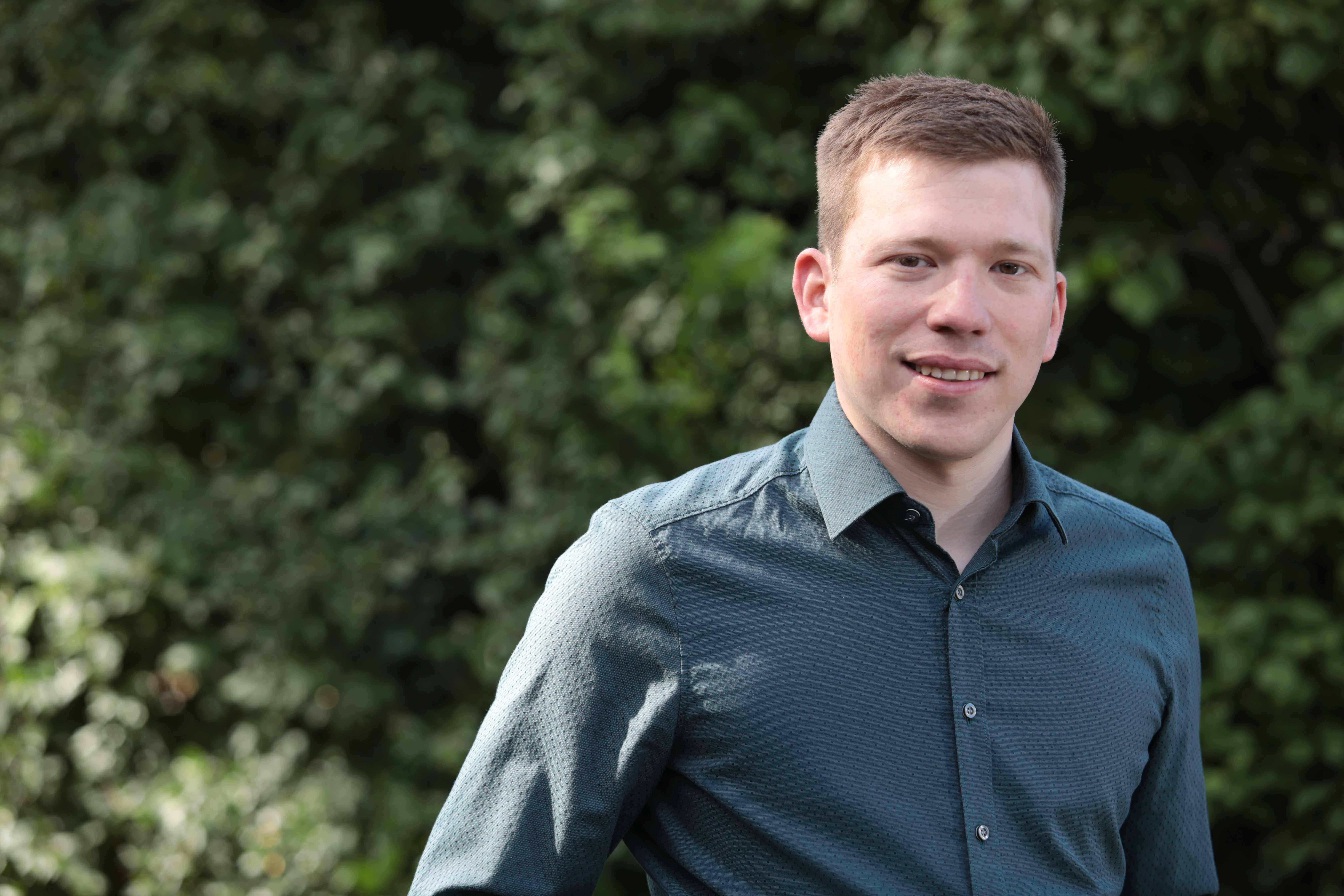 Sebastian Pewny (Die Grünen im Rat Bochum)