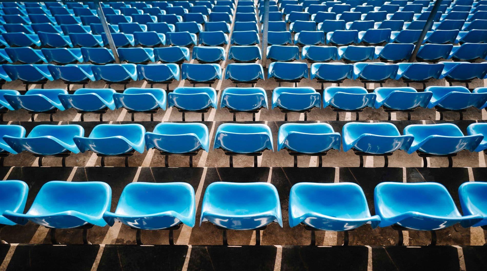 VfL Bochum: Sitzplätze im Ruhrstadion