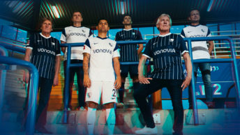 VfL Bochum Trikot 2021-2022
