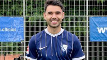 Gerrit Holtmann (17) - VfL Bochum