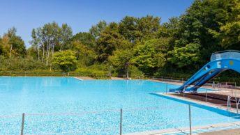 WasserWelten Bochum: Freibad in Hofstede