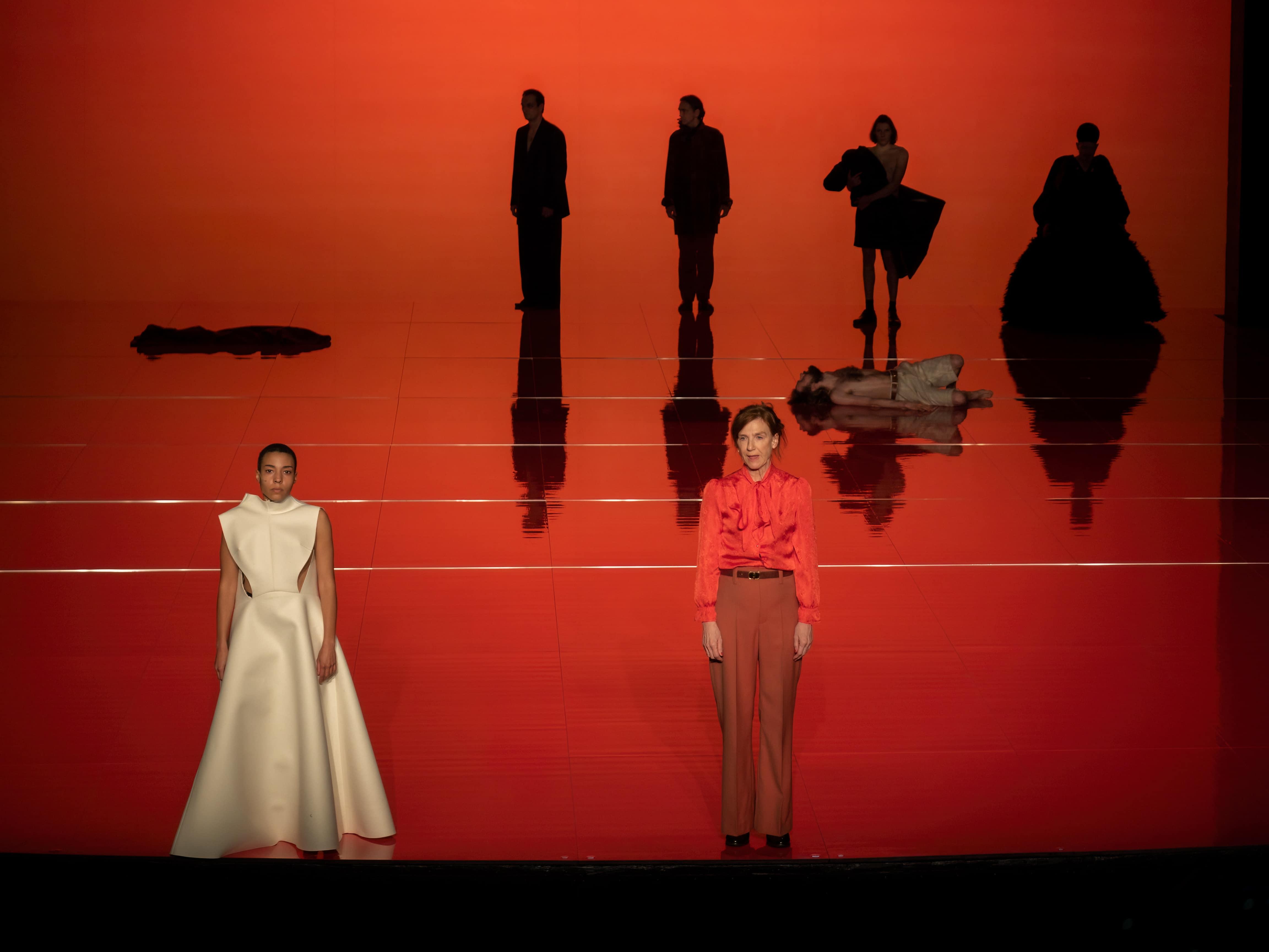 Schauspielhaus Bochum: Ödipus, Herrscher